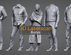 realtime 3D Laserscan Bodys