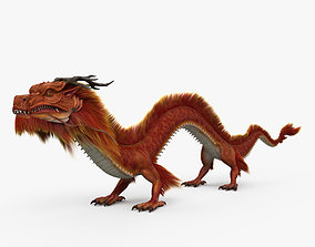 Chinese Dragon HD 3D