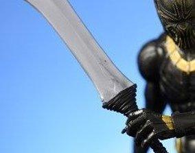 3D printable model Killmonger s sword v1