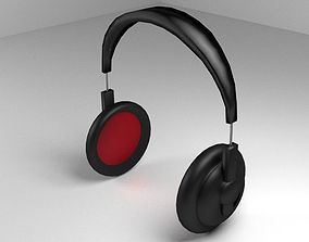 3D model Earphone
