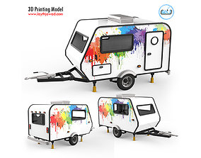3D print model Trailer Travel