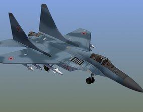 3D model Mig29K Fulcrum