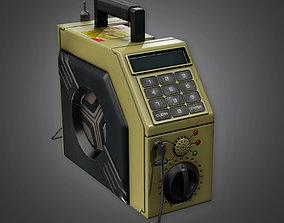 3D asset BHE - Safe Cracker Device - PBR Game Ready
