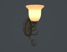 3D model Wall Lamp v2