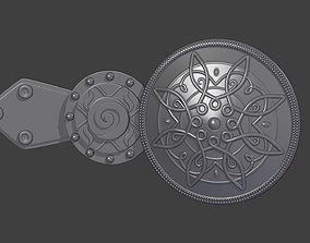 3D print model Buckle from Assassins Creed Brotherhood