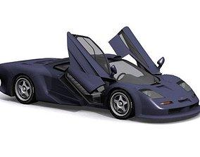 McLaren F1 G1 3D model