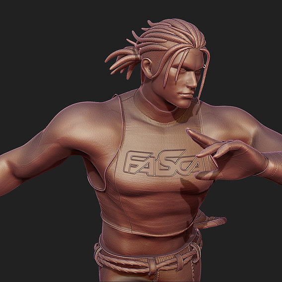 Tekken Eddy Gordo