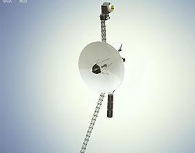 Voyager 1 3D model