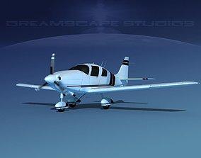 Cessna 400 TTx V16 3D model