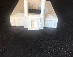 cifte minarets 3D printable model