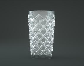 3D model table Glass