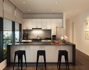 Kitchen Q 3D