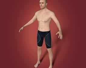 Swimmer - Surfer 3D