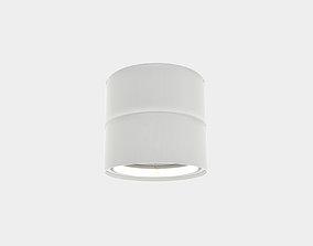 3D model Adjustable ceiling spot light