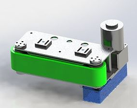 Locating conveyor 3D model