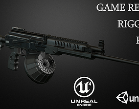 RPK-16 Machinegun 3D asset