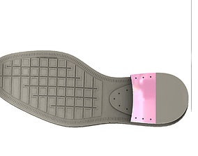 Shoe Sole 16AP1404U 3D printable model