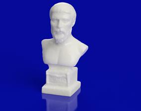 Pythagoras 3d model