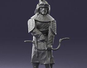 3D model Warrior 0303-7