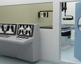 X-Ray Unit 3D model