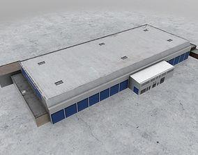 EGKK Storage 1 3D model