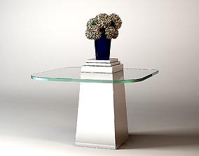 SIDE TABLE ORIENT Eichholtz 3D