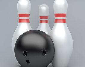 3D model Bowling