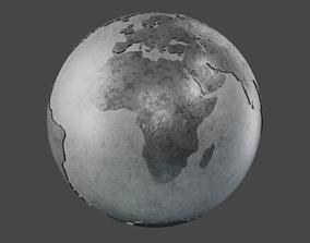 3D asset GLOBE