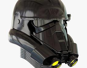 Star Wars Death Trooper helmet 3D
