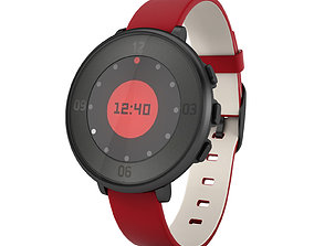 Pebble Time Round 3D model