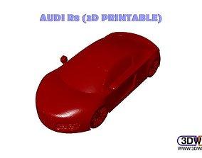 Audi R8 - 3D Printable