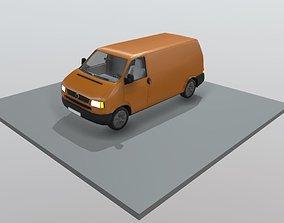 Transporter Van - Free Download 3D asset