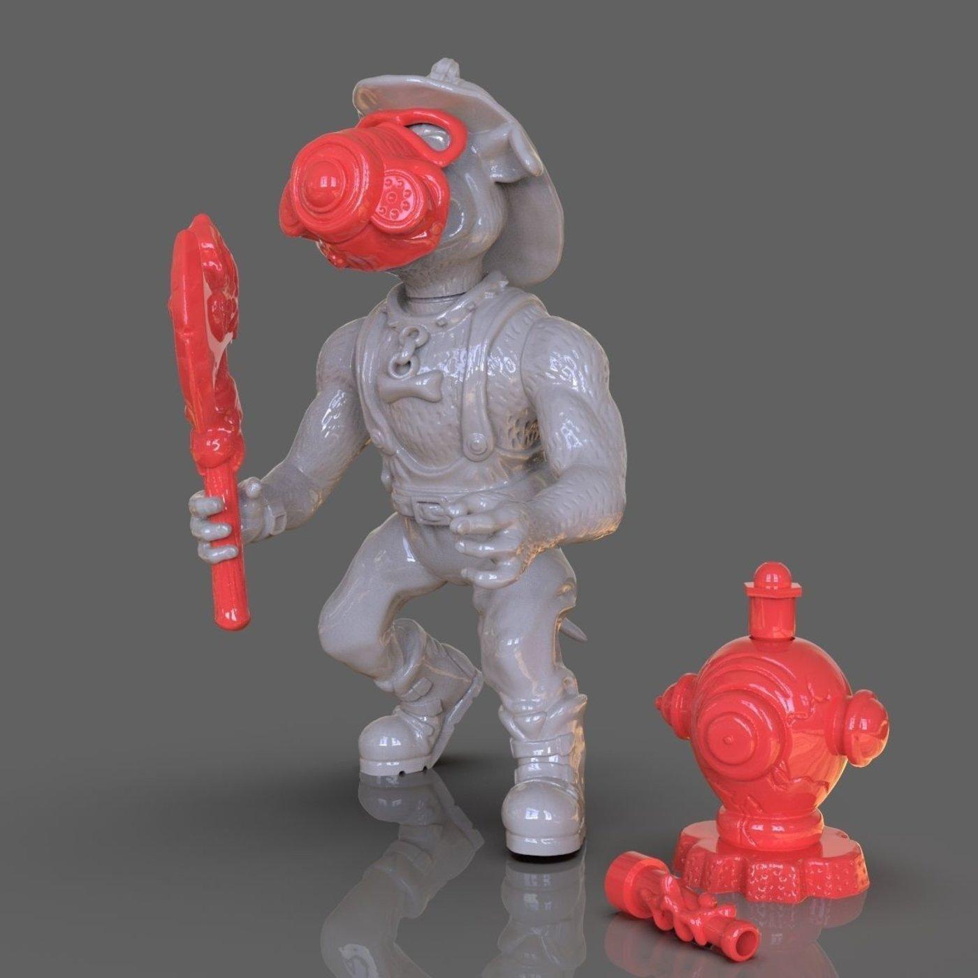 Hot Spots a replica toy