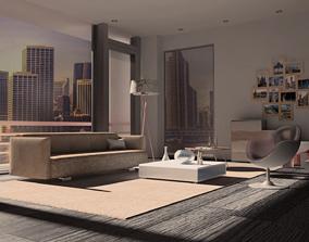 3D model Creative Interior DEsign