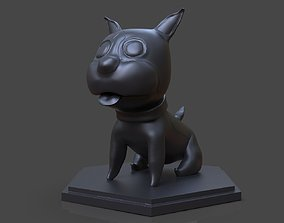 Maron The Cute Dog 3D Print