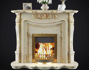 Fireplace Smolcom Victoria 3D model