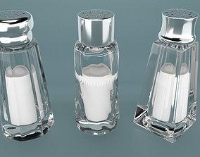 Salt Shakers Set 3D model
