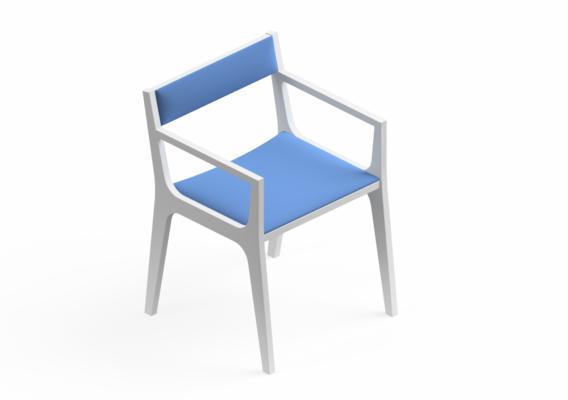 Armchair Modern Collection 90x