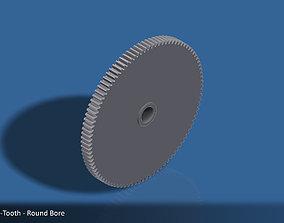96-Tooth Spur Gear 03 3D printable model