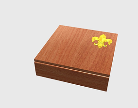3D print model watches Jewelry Box
