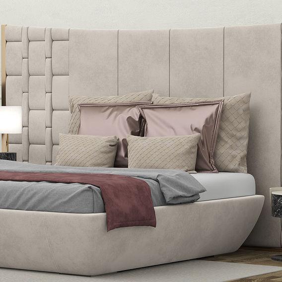 Bed Juliettes Interiors