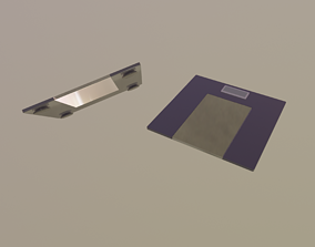 3D asset Electronic Scale