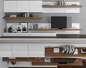 3D asset Tv stand