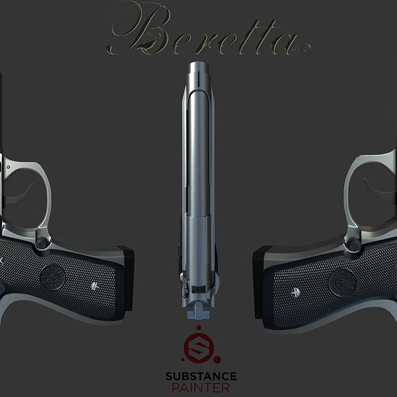 9mm Beretta