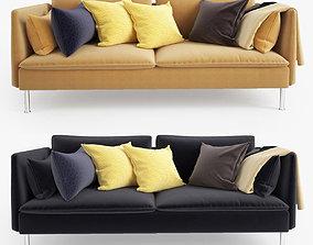 Sofa 3D model living modern