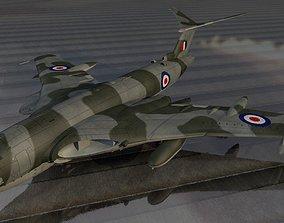 Handley Page Victor SR Mk-2 3D model