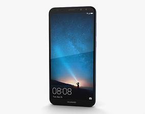 3D Huawei Mate 10 Lite Aurora Blue lcd