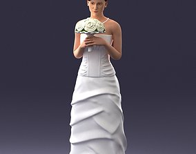 Bride 1009 3D