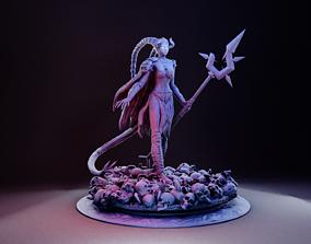 infernal deva 3D print model