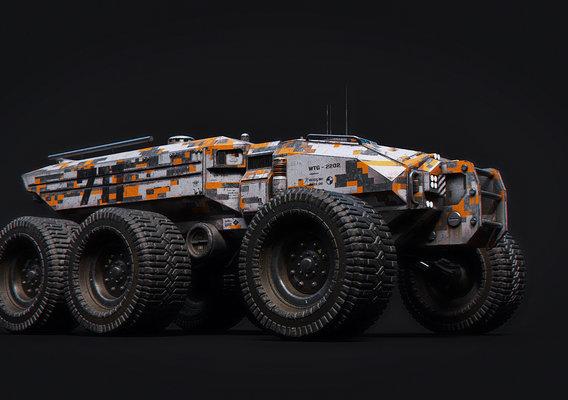 Technical Vehicle Transporter